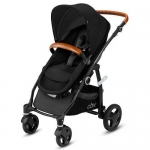 Коляска-трансформер CBX by Cybex Leotie Flex Lux Smokey Anthracite