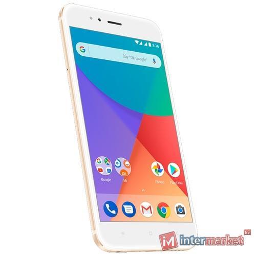 Смартфон Xiaomi Mi A1 32 Gb,Gold