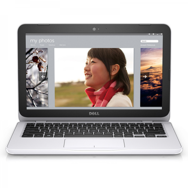 Ноутбук DELL INSPIRON 3162, White (Intel Celeron N3050 1600 MHz/11.6