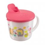 Тренировочная кружка Happy Baby Training cup с Красной крышкой