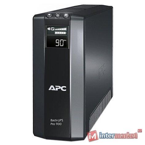 UPS APC/BR900G-RS/Back Pro/Line Interactiv/AVR/Schuko/900 VA/540 W